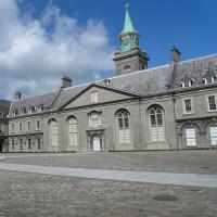 Zicht op het Irish Museum of Modern Art