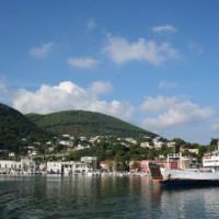 Boot bij Ischia