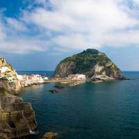 Rots aan Ischia