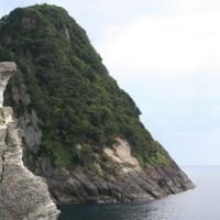 Het schiereiland Izu