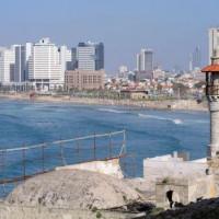 Vuurtoren bij Jaffa