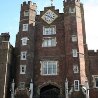 Poort van St. James's Palace