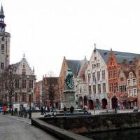 Zicht op het Jan van Eyckplein