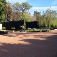 In de Jardin Botánico