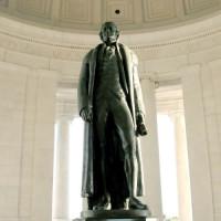 Beeld van Thomas Jefferson