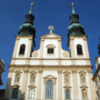 Gevel van de Jesuitenkirche