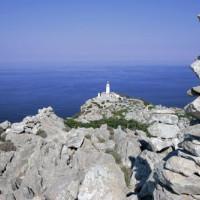 Stenen op de Kaap van Formentor