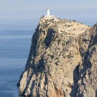 Vergezicht op de Kaap van Formentor