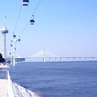 De kabelbaan van Lissabon