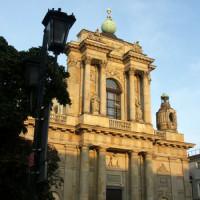 Gevel van de Karmelietenkerk