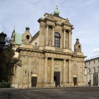 Voor de Karmelietenkerk