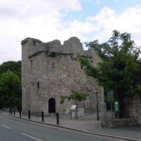 Beeld van Dalkey Castle