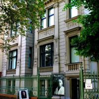 Gevel van het Käthe Kollwitz Museum