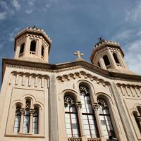 Beeld van de Kathedraal van Dubrovnik