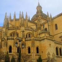 Deel van de Kathedraal Maria de la Sede