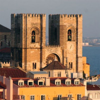 Torens van de Sé Kathedraal