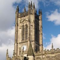 Toren van Manchester Cathedral