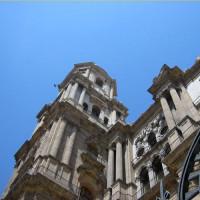 Onder aan de Kathedraal la Manquita