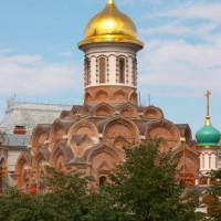 Dak van de Kazankathedraal