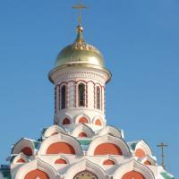 Top van de Kazankathedraal