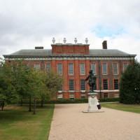 Gevel van Kensington Palace