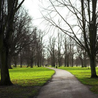 Pad in Kensington Gardens