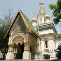 Portiek van de Sint Nikolai-kerk