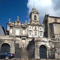 Aan de Igreja de São Francisco