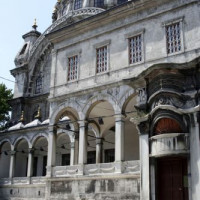 Koepel van de Kiliç Ali Pasa Moskee