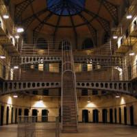 Binnen in Kilmainham Gaol