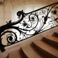 Trap in het Petit Palais