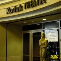 Oscarbeeld in het Kodak Theatre