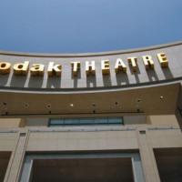 Onder aan het Kodak Theatre