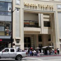 Deuren van het Kodak Theatre