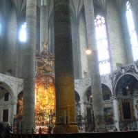 Verlicht altaar