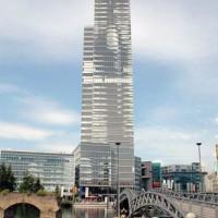 Zicht op de Kölnturm