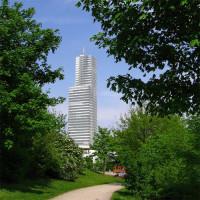 Beeld van de Kölnturm