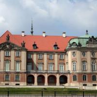 Gevel van het Koninklijk Paleis