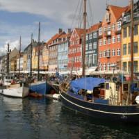 Schepen in de Nyhavn
