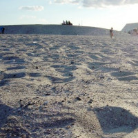 Zand in Kopenhagen