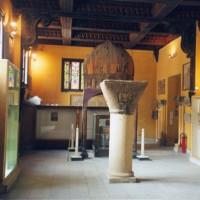 Tentoonstelling in het Koptisch Museum