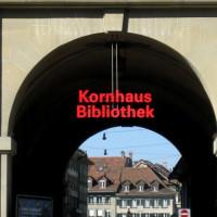 Kornhaus Bibliothek