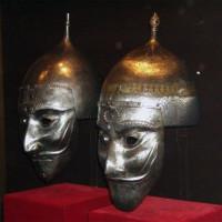 Maskers in Moskou