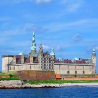 Totaalbeeld van Kronborg