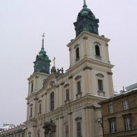 Gevel van de Heilig-Kruiskerk