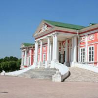 Trappen aan Kuskovo