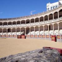 Strijdperk van de Plaza de Toros