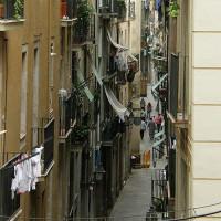 Straatbeeld van La RIbera