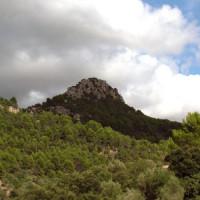 Bergtop in Sóller