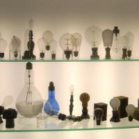 Lampen in een museum